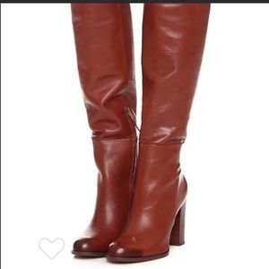 Sam Edelman Over the Knee Boots Size 8